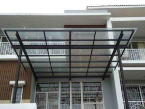Daftar Harga Kanopi kaca Minimalis Jakarta