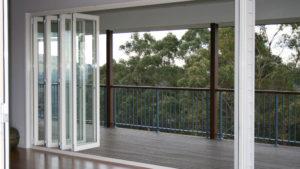 Folding Door Pintu Aluminium (2)