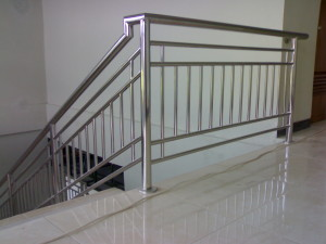 railing stainless 3