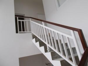 harga railing tangga besi